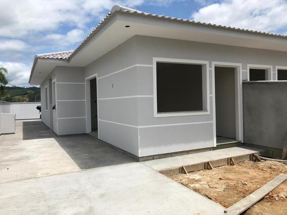 Casa Em Bela Vista, Palhoça/sc De 55m² 2 Quartos À Venda Por R$ 195.000,00 - Ca395727