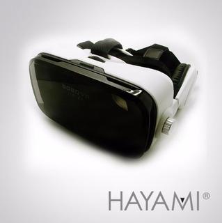 Lentes De Realidad Virtual Con Auriculares Hayami Premium