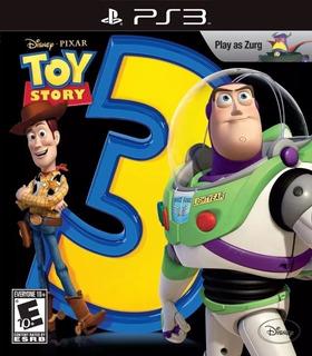 Toy Story 3 Ps3 Español Digital Entrego Ya