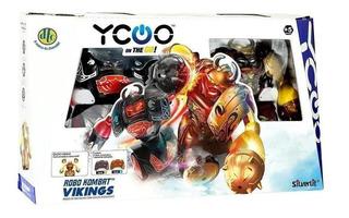 Robo Kombat - Batalha De Boxeadores - Vikings 5221 Dtc