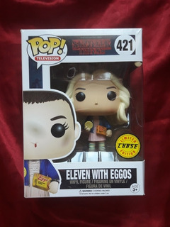 Funko Pop Eleven With Eggos Chase
