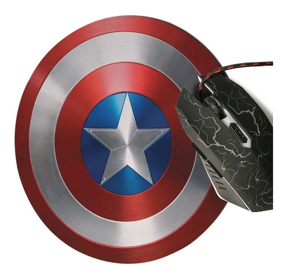 Mouse Pad Avengers Capitan America