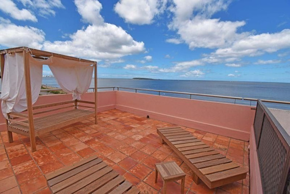 Vende Pent House En Playa Mansa
