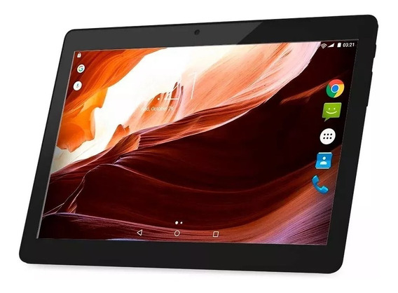 Tablet M10a Quad Core Android 7.0 3g Tela 10 Nb253