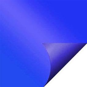 Papel Cartão Color Set Azul Escuro Pacote C/20 Folhas Kaz