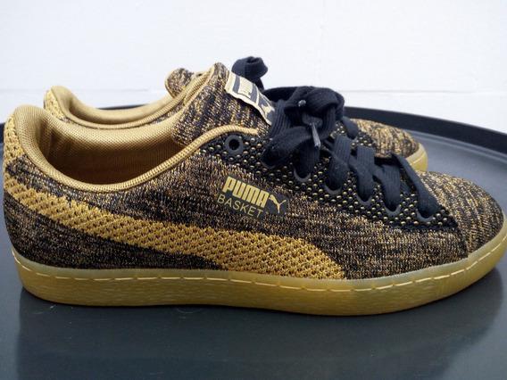 Tenis Puma Basket Gold Originales