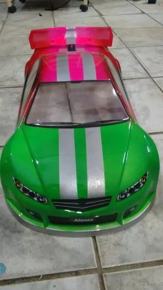 Bolha Mazda Atenza 1/10 Pintado 190 Mm Competição