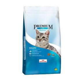 Ração Royal Canin Premium Cat Vitalidade Gatos Adultos 10kg.