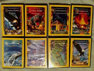 Enciclopedia Los Exploradores De National Geographic (cd)