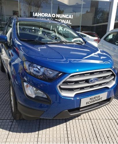 Ford Ecopsort Se Adjudicado Anticipo $595.900 Y Cuotas