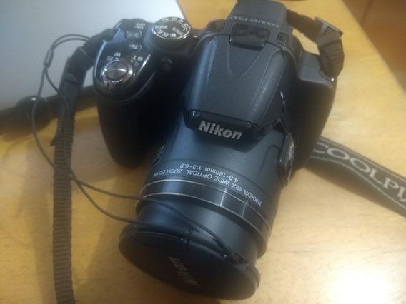 Camera Nikon Coolpix P530 + Tripe