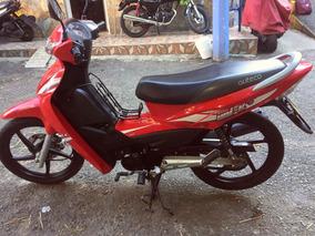 Unik 110 Roja Modelo 2013