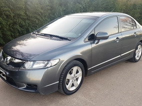 Honda Civic 1.8 Lxs - Posible Permuta Menor Valor