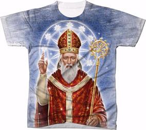 Camisa Camiseta Personalizada São Valentin Namorados