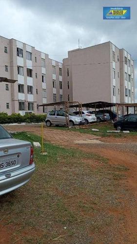 Imagem 1 de 11 de Apartamento Em Boa Localização - Ap2439