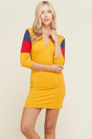 824a6e44c Vestido De Mujer Deportivo A La Moda