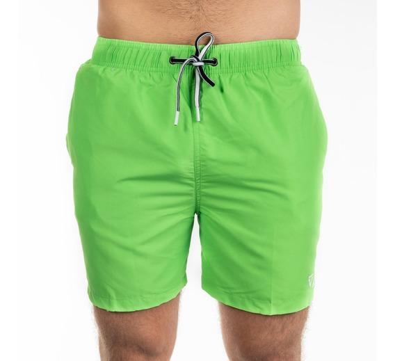 Short Baño / Bermuda De Hombre Turk Neon 002