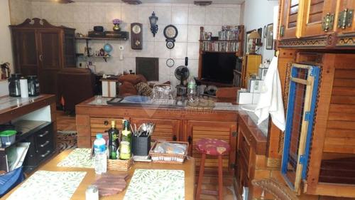 Casa 4 Dormitórios E 2 Vagas De Garagem À Venda No Bairro Parque Jabaquara - Ph33211