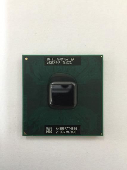 Processador Para Notebook Intel Dual Core T4500