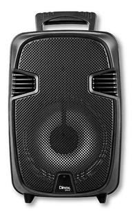 Parlante Dinax Inalambrico 600w Incluye Micrófono Cuotas Ade