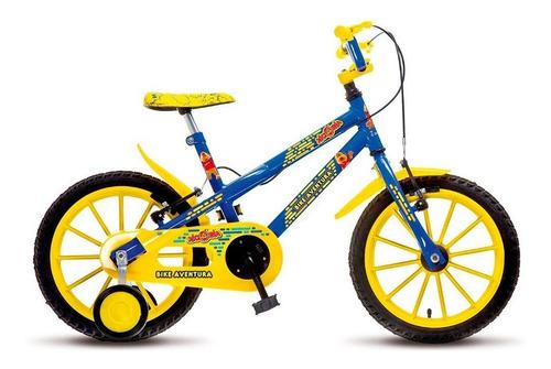 Bicicleta Infantil Colli Aro 16 Xicória Com Freios V-brake