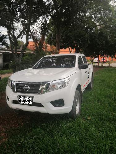Nissan Frontier 2.5l Mecánica Diésel 4x4