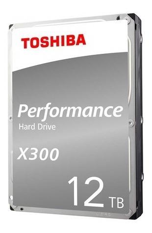 Imagen 1 de 4 de Disco Interno Toshiba X300 12tb