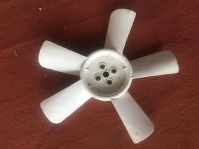 Helice Ventoinha Motor Radiador Opala 4cil 6cil Plastica