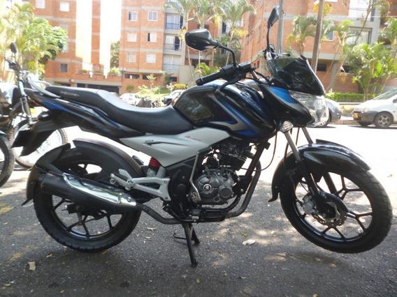 Discover 125 St, Mod 2015, Traspaso Incluido, Recibo Moto