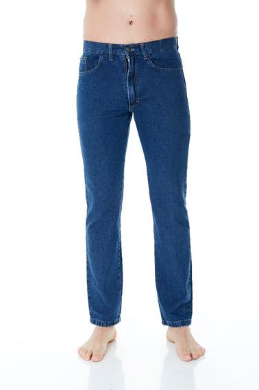 Pantalon Jean Clasico Azul Talle 58 Al 60 Rogers Jeans