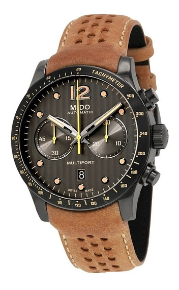 Relógio Mido Multifort M0256273606110 Anthracite Automatic