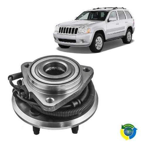 Imagem 1 de 2 de Cubo Roda Dianteiro + Rolamento Jeep Grand Cherokee 2005/10