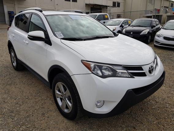 Toyota Rav4 2013limited Blanco Perla, Recien Importada