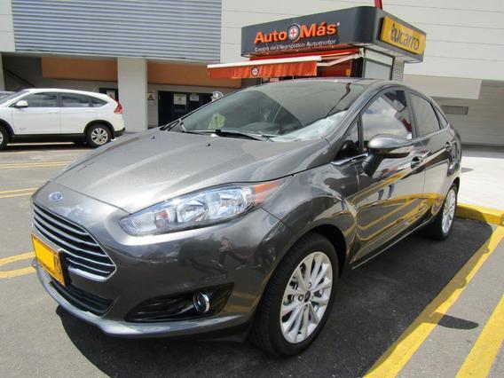 Ford Fiesta Titanium 2.0 At