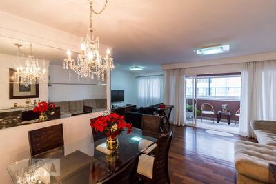 Apartamento No 1º Andar Mobiliado Com 3 Dormitórios E 2 Garagens - Id: 892904872 - 204872