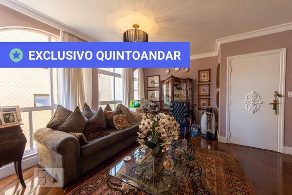 Apartamento No 10º Andar Mobiliado Com 3 Dormitórios E 1 Garagem - Id: 892970619 - 270619