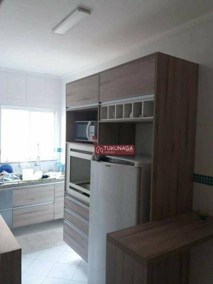Apartamento Com 1 Dormitório À Venda, 45 M² Por R$ 280.000,00 - Alvinópolis - Atibaia/sp - Ap4203