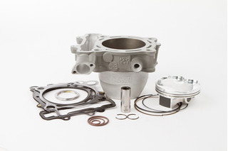 Piston Kit Cylinder Works Standard Bore Suzuki Rmz 250 10-12