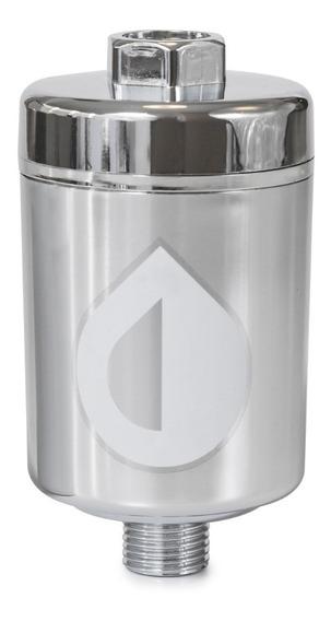 Purificador De Agua Para Ducha Pura Brause H2o Elimina Cloro Y Olor | Filtro Renovable De Carbón Activado Granular