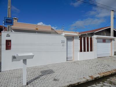 Casa Nova Imperador Em Peruíbe À Venda.