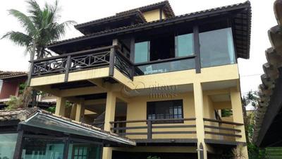 Excelente Casa Com Vista Para Lagoa - Ca1200