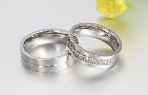 Aros De Matrimonio O Alianza