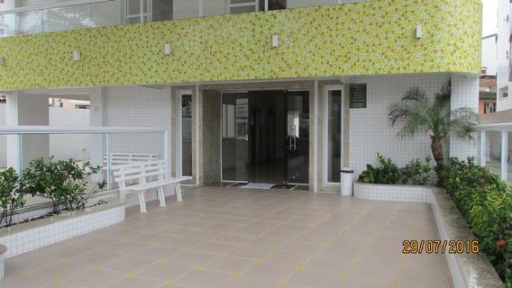 Ref.: 308 - Apartamento Em Praia Grande, No Bairro Mirim