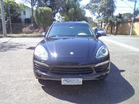 Porsche Cayenne S Blindada Inbra Niiia Ún.dono 45 Mkm