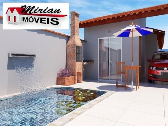 Casa Com Piscina - Financiamento Bancário - Ca00881 - 4486197