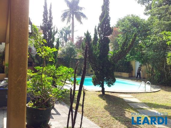 Casa Assobradada - Cidade Jardim - Sp - 429781