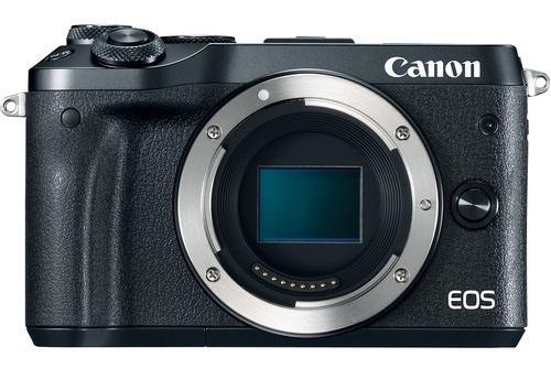 Canon Eos M6 Corpo Frete Gratis*