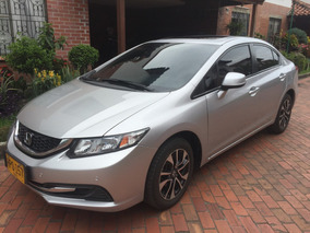 Honda Civic Exl 2013 Full Equipo