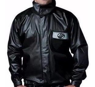 Capa De Chuva Para Motoqueiro Preta Resistente Master Cap