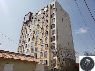 Departamento En Renta Semi Amueblado En Zavaleta $14,800